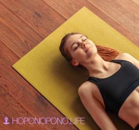 hoponopono para dormir y sanar