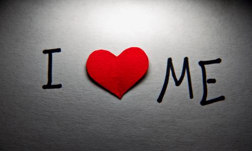Ame-se para amar e deixar ir sem desapego.