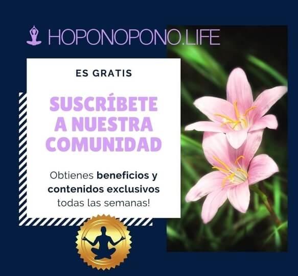 Comunidad Hoponopono
